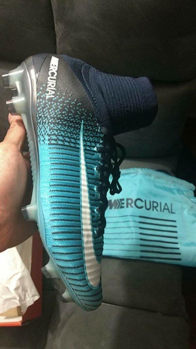 65c771588 Nike Mercurial Superfly V Ice Talla 26.5 Originales Y Nuevos ...