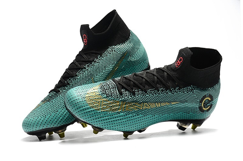 nike mercurial superfly vi elite sg 2018 cr7 - trava mista. Carregando zoom. bcf547e4b6be9