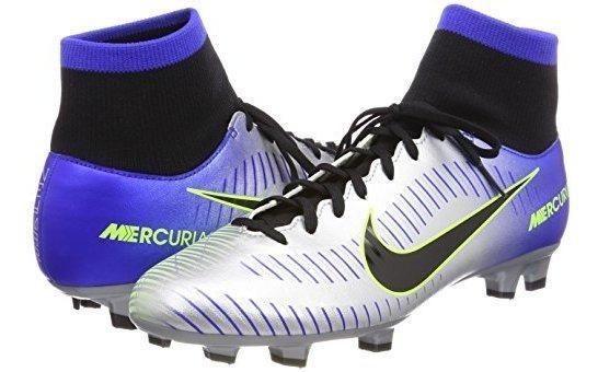 huge selection of c85e2 f9a4a Nike Mercurial Victory Vi Df Njr Neymar Jr Fg Botas De Futbo