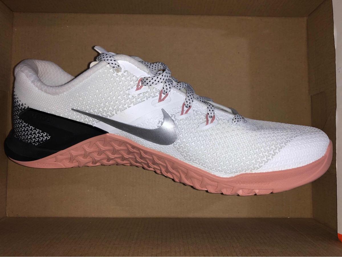 Clásico BlancasFlash CrimsonazulesNegras Nike Metcon 4 XD