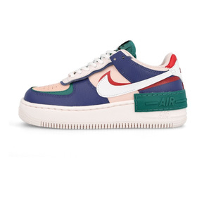 Nike Mujer Air Force 1 Low Shadow Mystic Navy