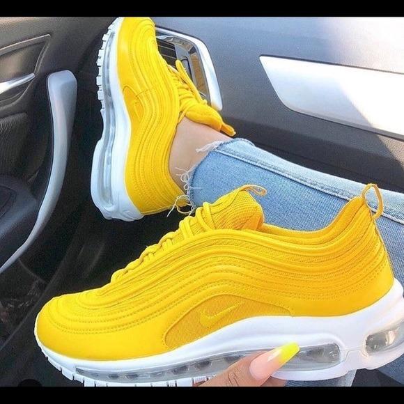 air max 97 mujer amarillas