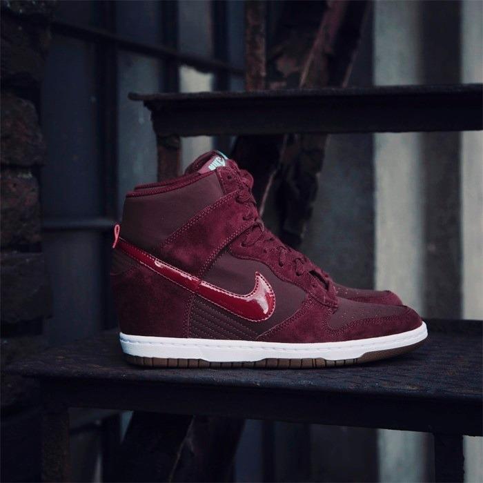 Zapatillas Nike Con Taco Para Mujer - S  430 1e0fdaa67217a