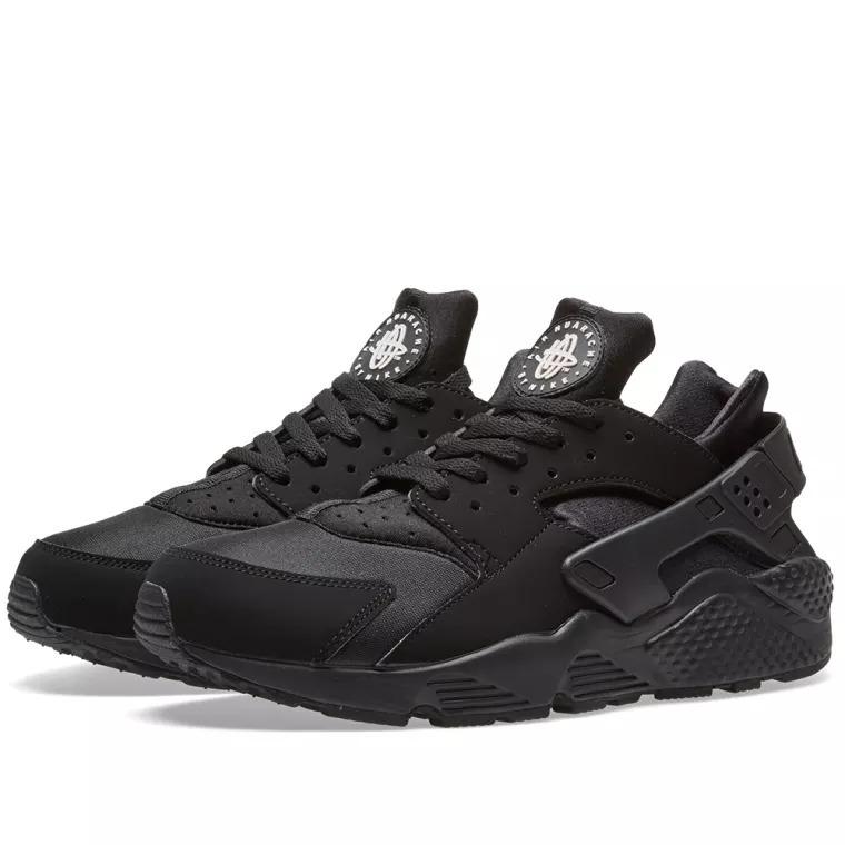 952ad246743 Zapatillas Nike Huarache Negras Mujer 100% Originales -   3.568