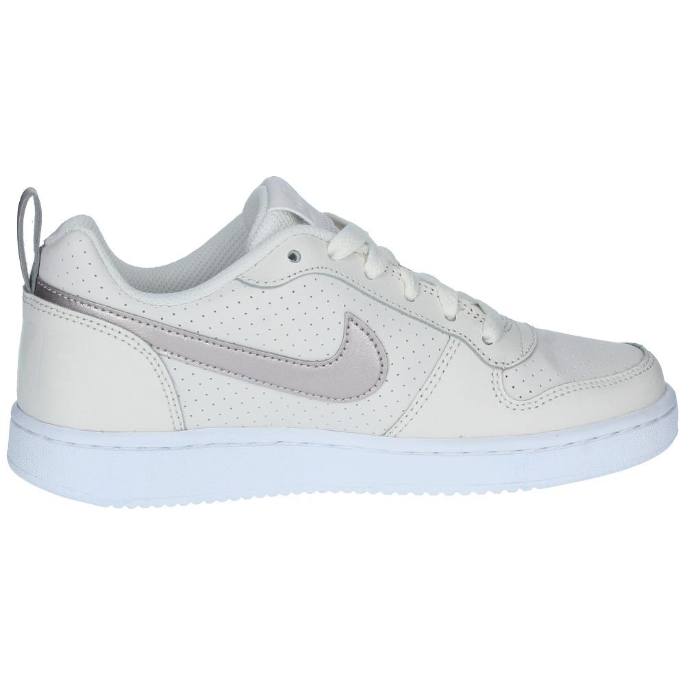 5fdde56e Zapatillas Nike Niña Gs Urbana Cout Low Borough Beige - $ 29.990 en ...