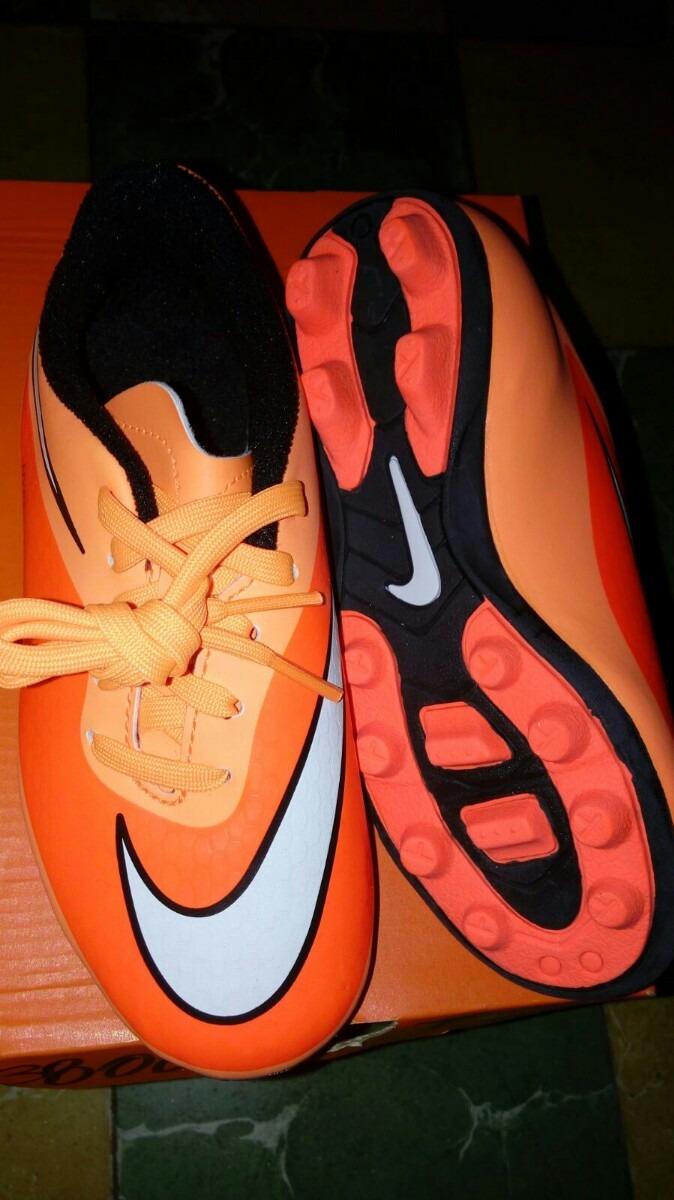 zapatos nike niños futbol