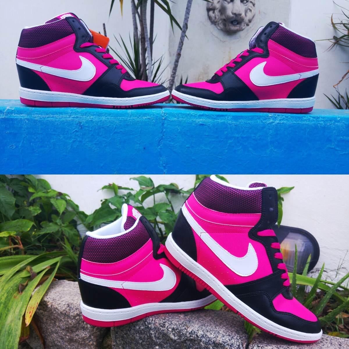 123a65a14b069 Nike One Air Force Sky High! Taco Interno! -   1.999
