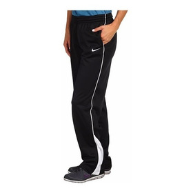 Nike Pantalón Buzo Talla Medium Color Negro