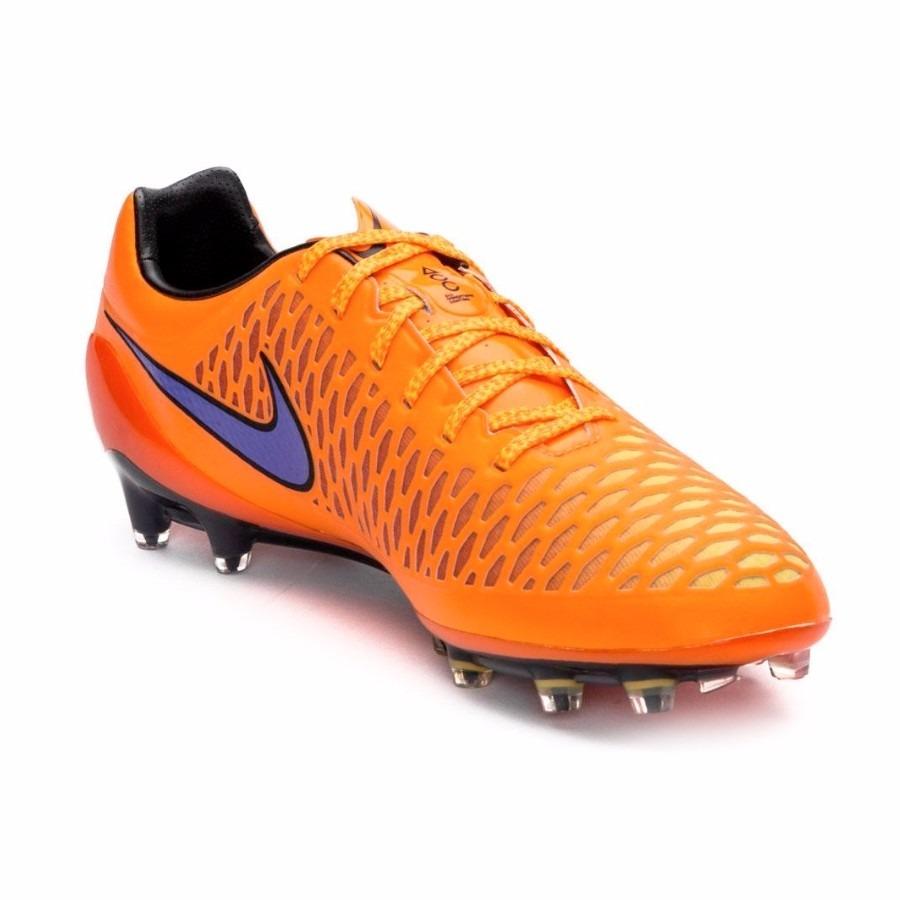 Chuteira Nike Magista Opus Fg Acc Profissional De 900 Por - R  398 ... baae102241bd4