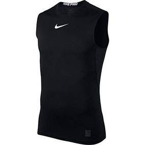 Sin Pro Mangas Hombre Camiseta Nike Para LR54Aj