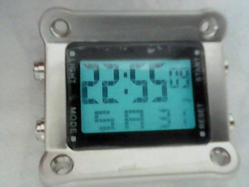 nike relógio hammer caixa display pronta entrega