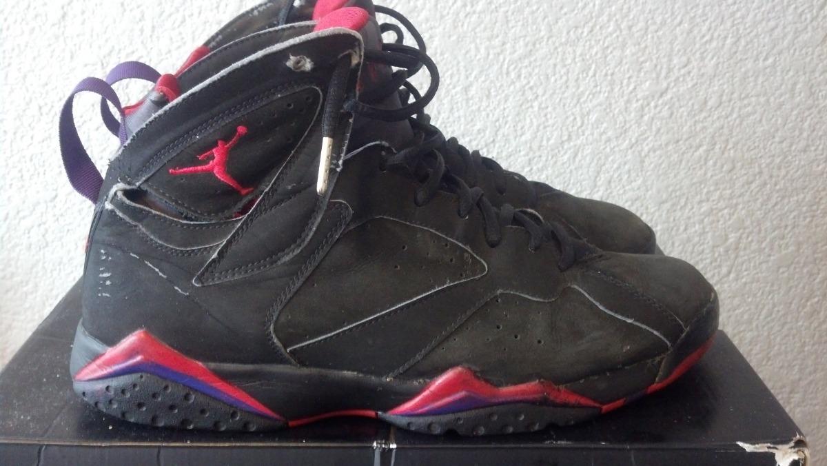 baskets pour pas cher adca0 1745b Nike Retro Air Jordan Vii Raptor 7 12us 30cmkobelebronwade - $ 3,500.00