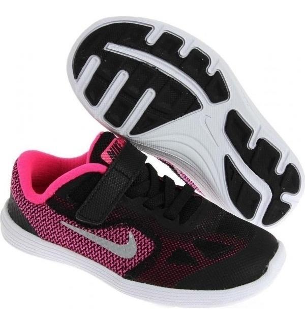 Zapatillas para Niños Nike Revolution 3 819418 001 INF