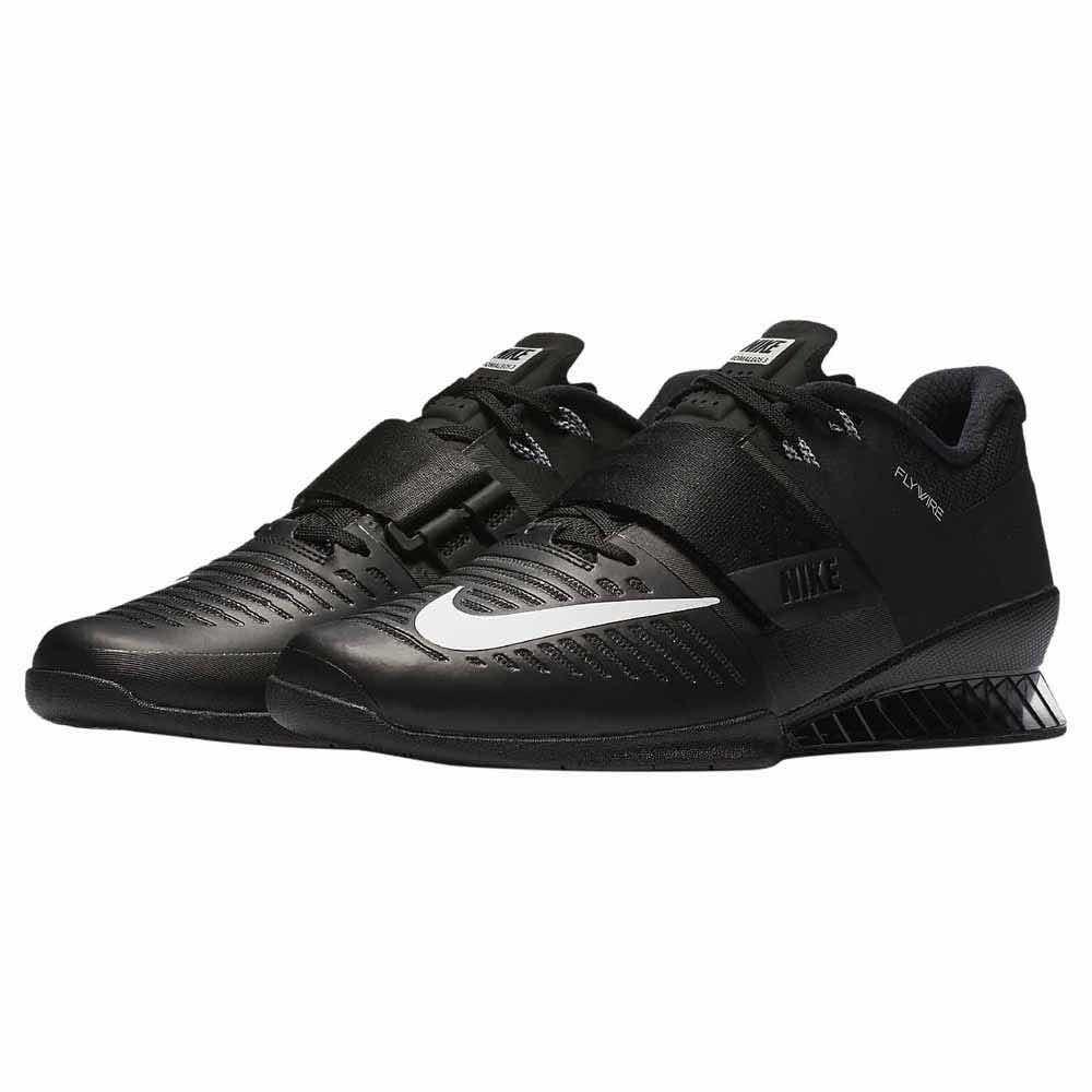 813a2fadeb Nike Romaleos 3 Preto Levantamento De Peso 38 Crossfit Lpo - R  850 ...