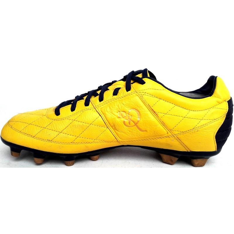 52876645 ... canada nike ronaldinho 10r zapatos de soccer piel suave amarillo. cargando  zoom. c7b29 79b64