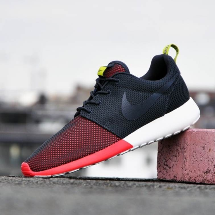 reputable site 4234f a626f nike roshe run hyperfuse 2016 para hombres calidad al 100%