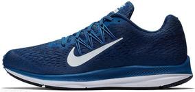 zapatillas nike hombre 2019 azules