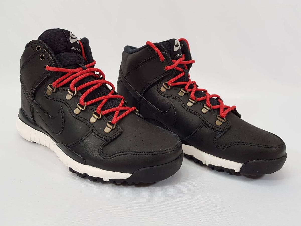 buy popular ae263 4c264 Nike Sb Dunk High Boot Black Numero 27.5 Mx