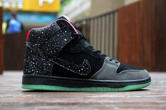 meet 286ea e80c8 Nike Sb Dunk High Premier Northern Lights + Envio Gratis - $ 2,000.00