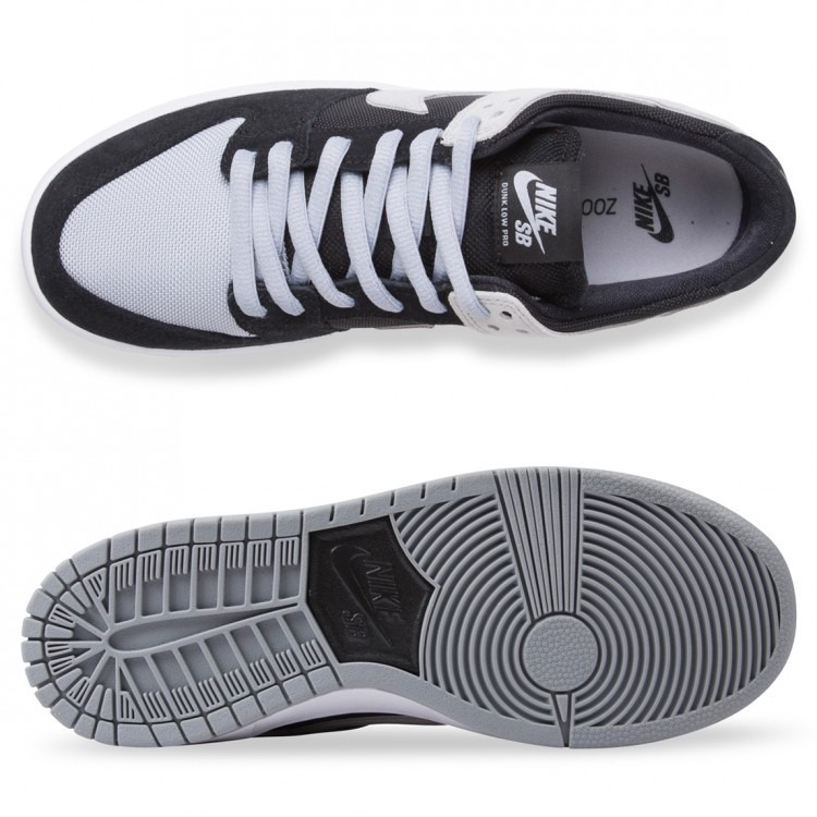 8564a3a73f2b Nike Sb Dunk Low Black Wolf Grey (854866-001) -   2.525