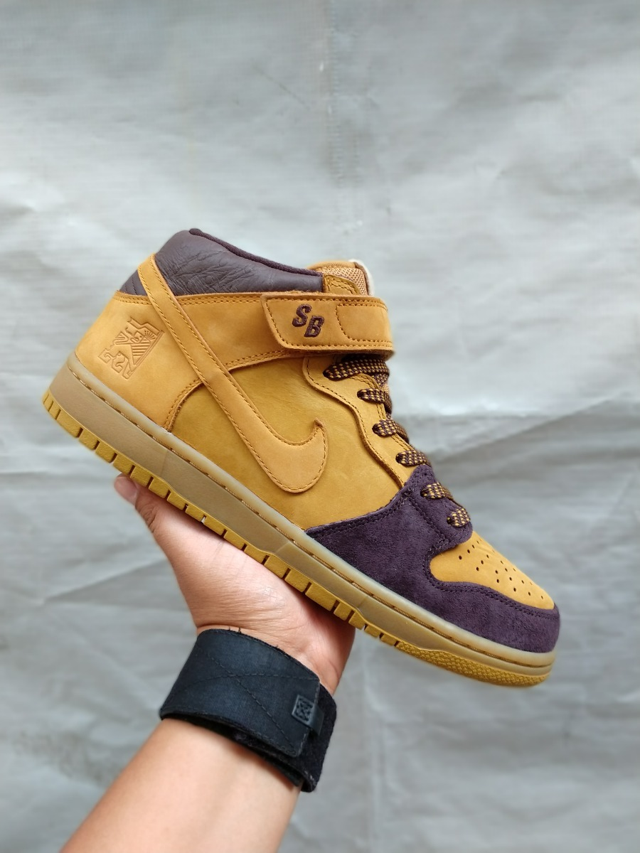 the best attitude d5484 eab8d Nike Sb Dunk Mid Pro Lewis Marnell Originales