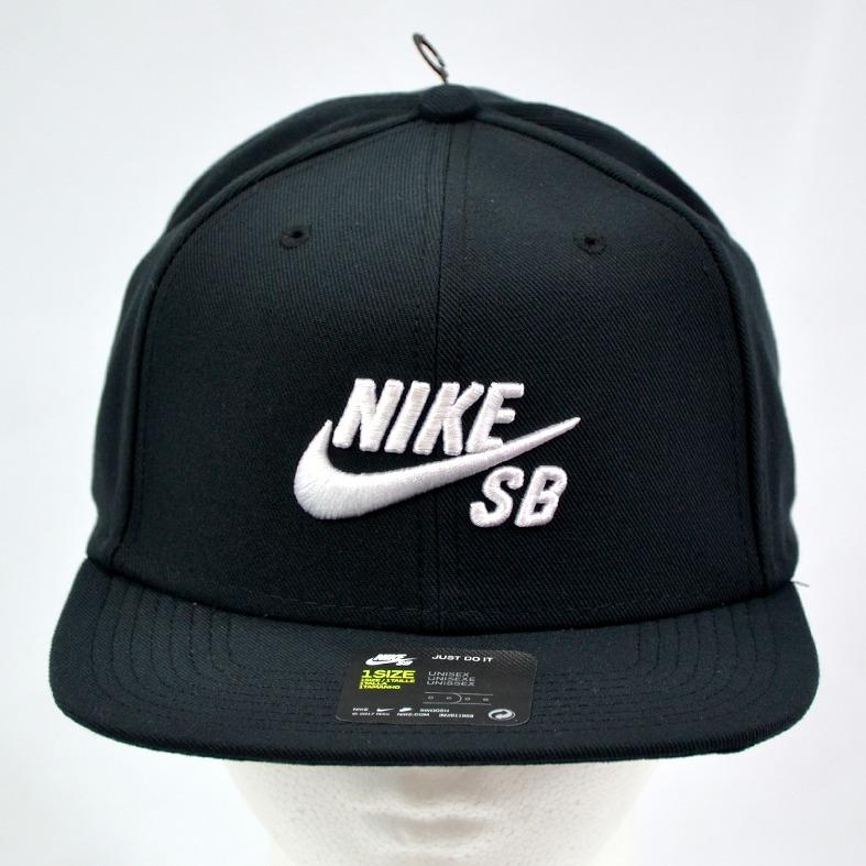 eba4cd79a91d0 Nike Sb Gorra Snapback 100% Original -   569.00 en Mercado Libre
