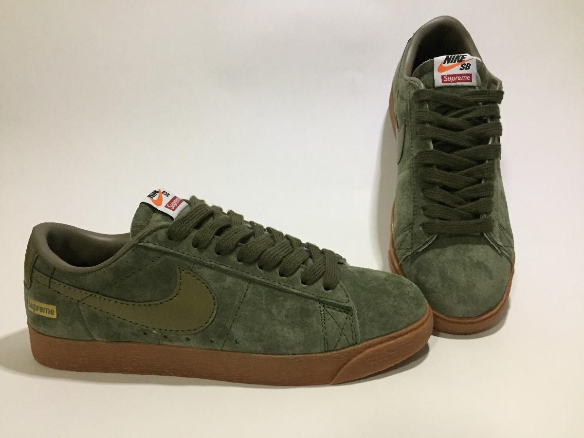 half off 3eb0f ec096 Nike Sb Supreme Blazer Low Gt