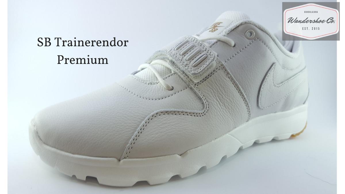 online retailer c4bec 0454f Nike Sb Trainerendor Premium + Envio Gratis + Paga A Meses ...
