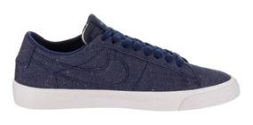 Nike Sb Zoom Blazer Low Cnvs Decon Ah3370 400 Zapatos