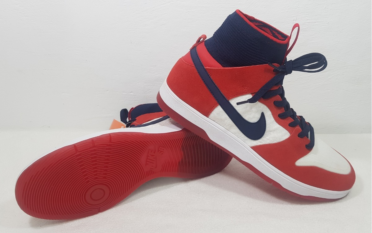 online store a63ef 9dad4 Nike Sb Zoom Dunk High Elite Qs