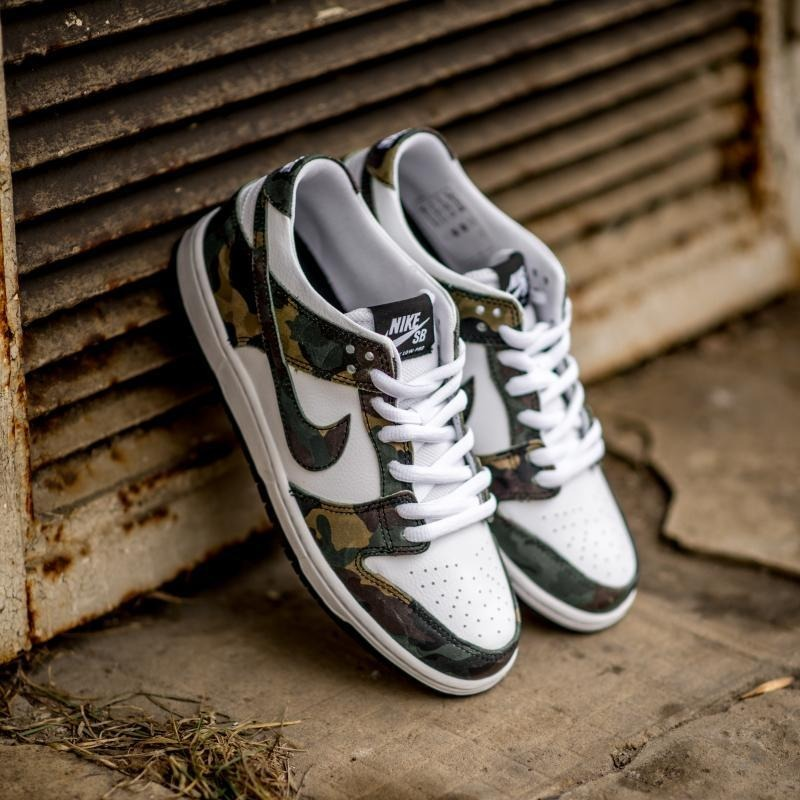newest 06f78 64859 nike sb zoom dunk low pro legion green white 854866 331. Cargando zoom.