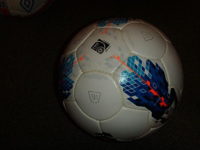 a1ad124d06 Nike Seitiro Premier League 2011 2012 Liga Inglaterra Bola - R  599 ...