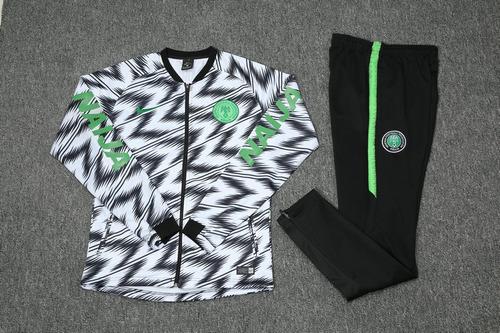 Conjunto Agasalho Nike N98 Seleção Nigéria (frete Grátis). - R  269 ... 7b3b6357f2860
