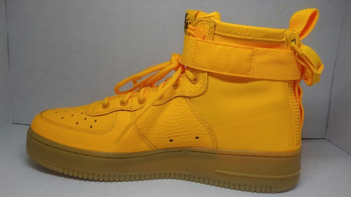 quality design f67f4 6cb6a Nike Sf Af1 Mid Gs Obj Odell Beckham #25 Amplios Para #26cm