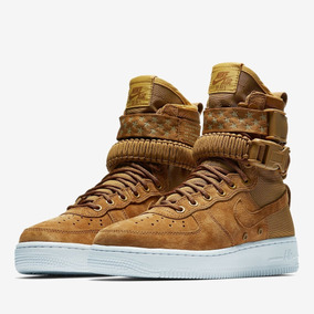meilleures baskets 06593 a8332 Nike Sf-af1 Muted Bronze Air Force One Bota Mayma Sneakers