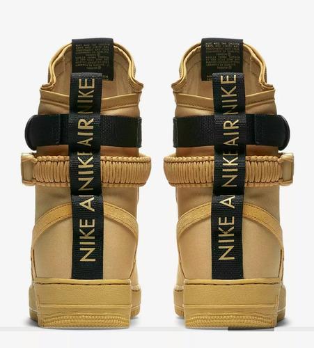 nike sf air force 1 botas hombre a pedido