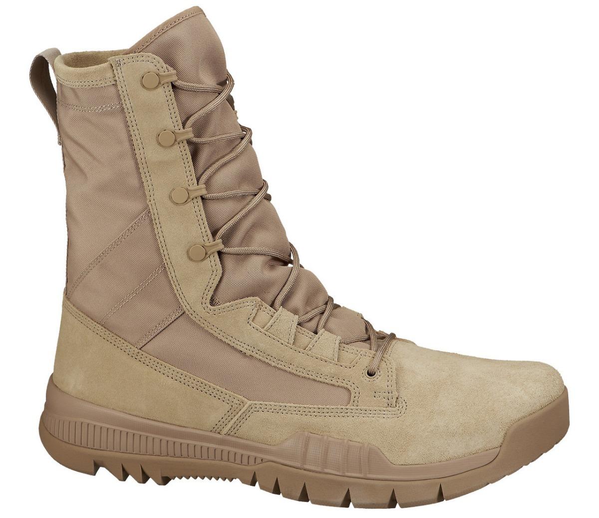 nike sfb field 8 bota tactica leather color desierto. Cargando zoom. 7c0a7546ec9ee