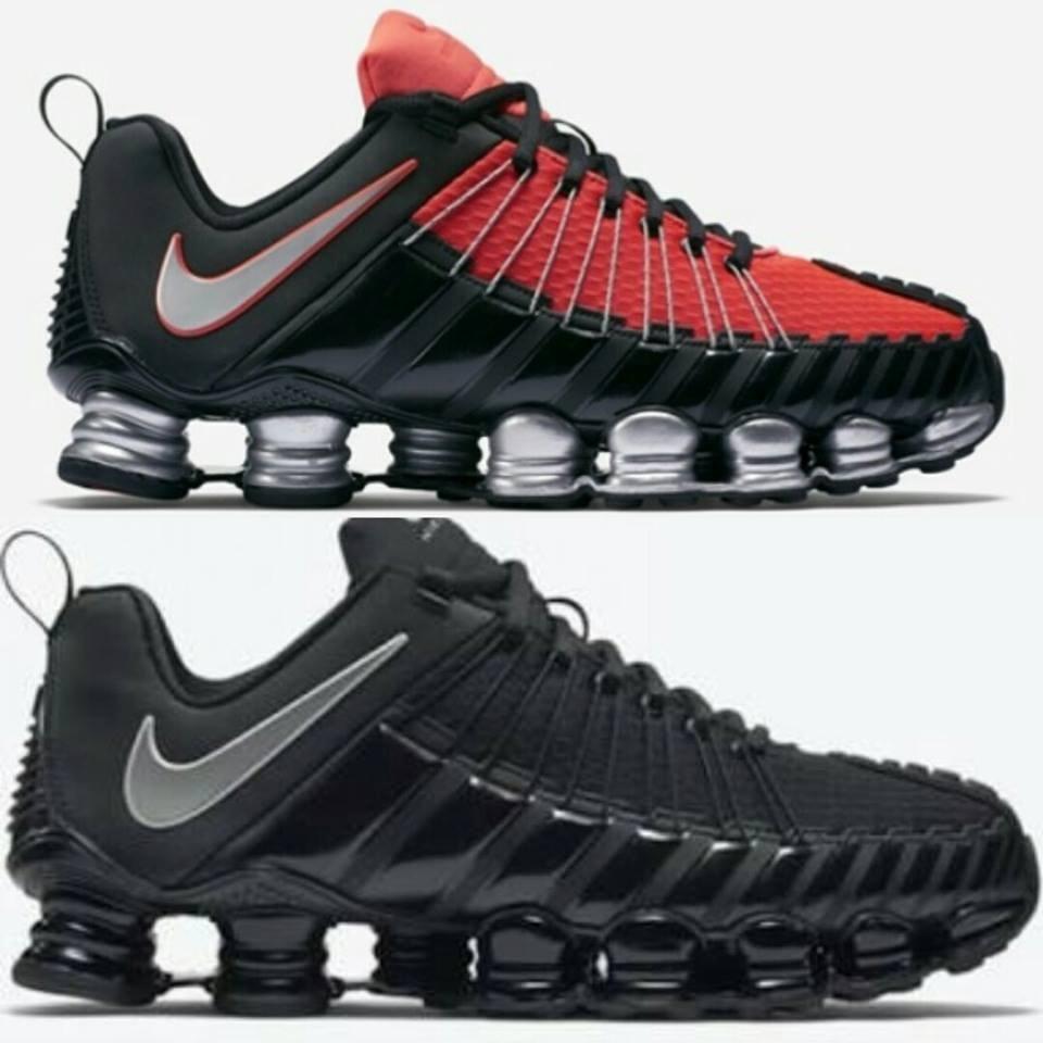 d32afc8bad9 Nike Shox 12 Molas - Modelo Novo - Tlx 2016 + Frete Grátis - R  999 ...