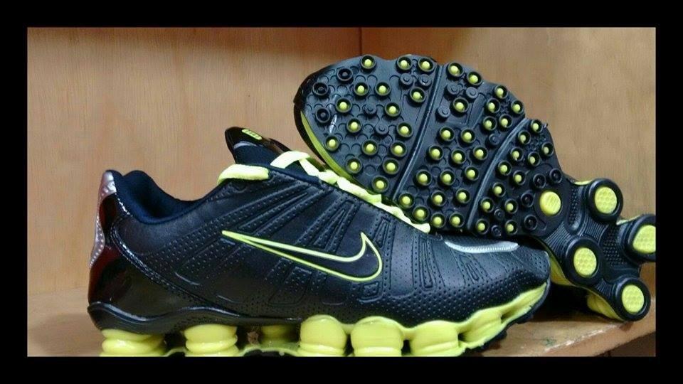 sports shoes 71e8d 4f304 Tênis Nike Shox 12 Molas Tlx Masculino Original Frete Grátis Carregando  zoom.