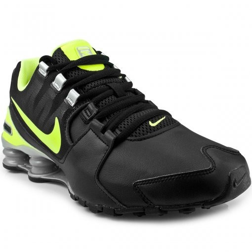 low priced 83a40 ccd1f nike shox avenue ltr zapatillas running hombre 833584-011