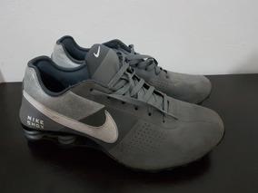 finest selection 27db6 b4e1b Tenis Nike Shox 44 Usado - Tênis para Masculino Usado Nike ...