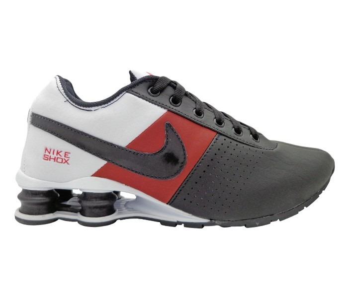 0567504c3ef Nike Shox Deliver Unissex Preto