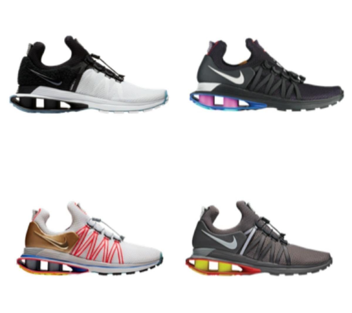 6c05284f695 Nike Shox Gravity