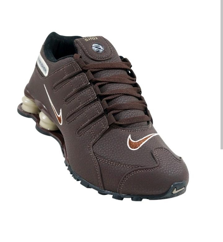 05ab02fbd29 Nike Shox Marrom Original - R  229