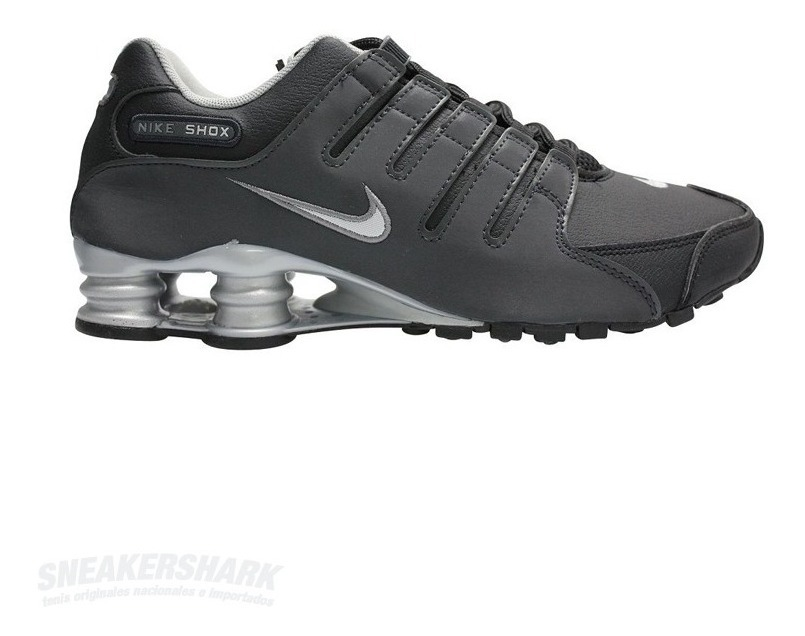 Nike Shox Nz Eu Reflect Silver Reflejante Sneakershark