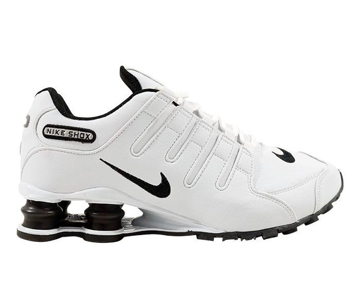 25b7741be0 Nike Shox Nz Feminino Masculino Ft Original Na Caixa - R  205