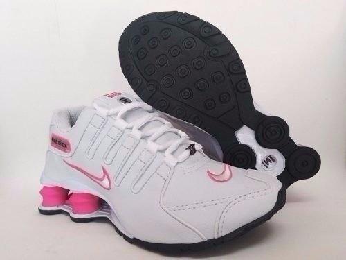 7c52eb25f8a Nike Shox Nz Feminino Menino Envio Imediato Foto Original - R  208 ...