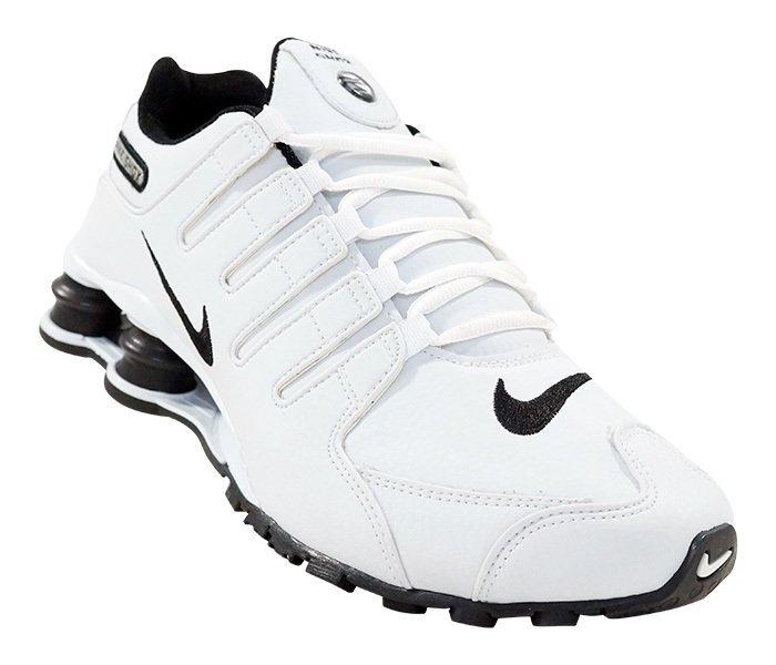 big sale d7980 960ea Nike Shox Nz Masculino Original Na Caixa + Super Brinde