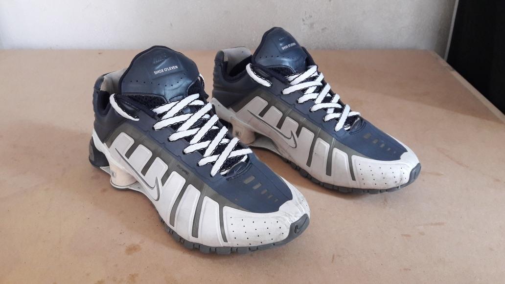 bbb1e7c36daa Nike Shox O leven Talle 10.5 Us Usadas Muy Buen Estado -   1.300