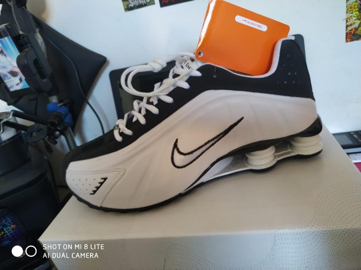 release date: purchase cheap official images Nike Shox R4 Número 40 Novo Sem Uso Na Caixa Com Etiqueta